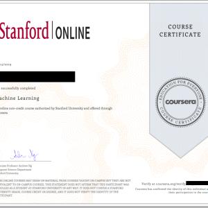 【AI】社会人がCoursera機械学習コースを10日で完了してみた【人工知能】