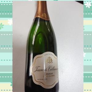 コストコ☆ノンアルスパークリングワインめちゃ美味しいです(*´-`)
