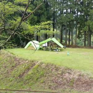 GWで!連泊で!ホント行って良かった!【天滝公園キャンプ場】→2019/04/30-05/02