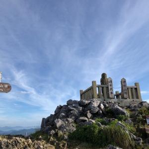 夏の伊吹山でお気軽トレッキング旅~魅力満載!絶景、グルメにパワースポット <滋賀県・米原市>