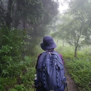 御嶽山&雨引山 お待たせ!I子の山デビュー 2020.07.11