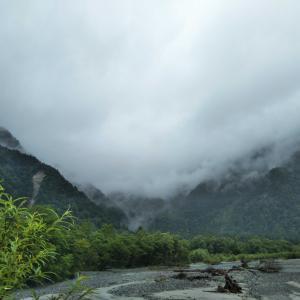上高地 山岳リゾートの王道でグルメなハイキング 2020.08.13