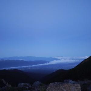 八ヶ岳 試練と憧れ 南と北をつなげる編 2019.08.11〜14