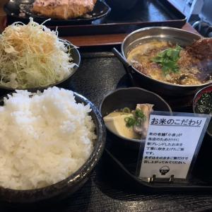 【こだわりの銀シャリ旨し❣️】まんま屋の定食
