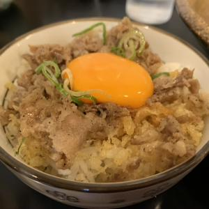 大阪カレーのカレーうどん