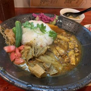 咖喱の有名な中華料理屋さん 猪八戒
