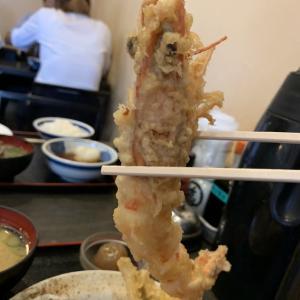@大阪 難波 行列のできる天ぷら屋 大吉