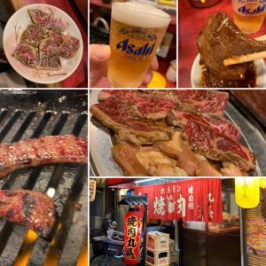本当の熟成肉が旨すぎた (;゚Д゚) 〜 焼肉 丸長 〜