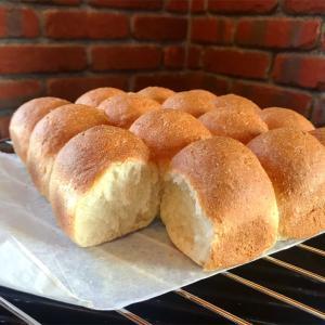 思いがけずちぎりパンの深みにハマる