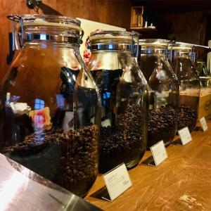 11月16日・17日のコーヒー豆&スイーツ