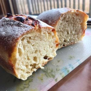 一人漫才で高加水のパンに挑む
