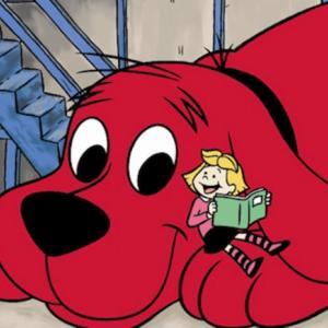 怖過ぎ?!実写版 Clifford the Big Red Dog