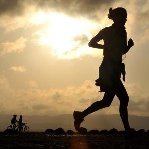 ジョギングは体に良い ~体質改善への取り組み~
