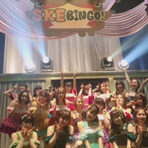 「SKEBINGO!PRESENTS SKE48コンサート炎の関東ツアー2019~みなさん長らくお待たせしました~」岐阜・愛知追加公演詳細