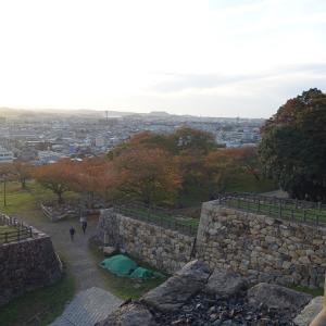 日本100名城No.63鳥取城の見どころやスタンプや駐車場は?バイクで行く!