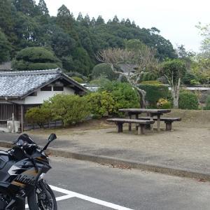 日本100名城No.96飫肥城の見どころやスタンプや駐車場は?バイクで行く!