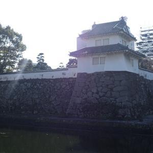 日本100名城No.94大分府内城の見どころやスタンプや駐車場は?バイクで行く!