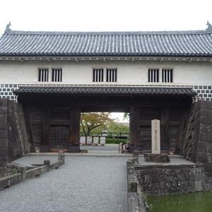 日本100名城No.31新発田城の見どころやスタンプや駐車場は?バイクで行く!