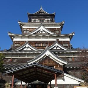 日本100名城No.73広島城の見どころやスタンプや駐車場は?バイクで行く!