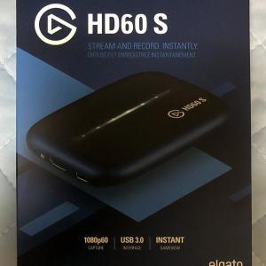 elgato HD60 Sを購入! やっぱり使い勝手が良いね