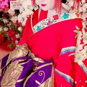 華の太夫道中 藤原紀香さんきれいどした~☆京都かんざし作家HANAEはるばる東京へ・・・