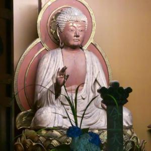 お寺の紫陽花(東慶寺と海蔵寺)