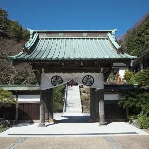 久成寺と龍寳寺