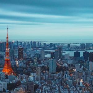今更ながら(就職してから)東京に住んでみたいっておもう