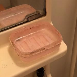 石鹸置きのベストな形を考察してみた