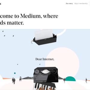 告知:Mediumで連休企画やるよ!