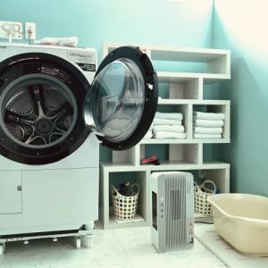 時短で便利!洗濯機はドラム式洗濯乾燥機がおすすめ!