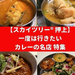 【スカイツリー®エリアのカレーの名店】 SASAYA CAFE / スパイスカフェ / umitoyama【押上】
