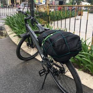 【シングルスピードMTB】ベトナムで自転車 休日通勤