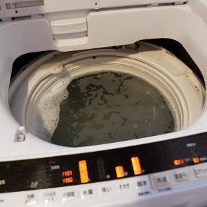 コストコのオキシクリーンで洗濯槽掃除