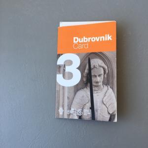 【振り返り記録】ドブロブニクカードを手にバスターミナルへ