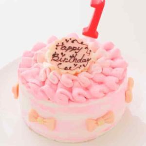 【1歳誕生日準備】バースデーケーキどうする?