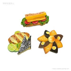 【100均】インテリアマグネット デザート パン 3種 (ダイソー / DAISO)