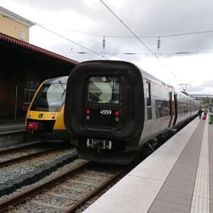 電車も北欧デザイン!?