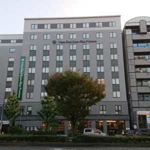 アーバンホテル京都四条プレミアム 宿泊記