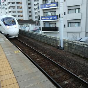 JR九州 ソニック44号 別府駅⇒博多駅 グリーン車 乗車記