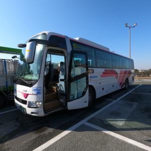 西鉄高速バス 桜島号 各停便 乗車記 博多バスターミナル⇒鹿児島本港高速船ターミナル