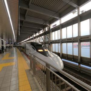 JR西日本 新幹線 こだま853号 指定席 乗車記 広島駅⇒博多駅