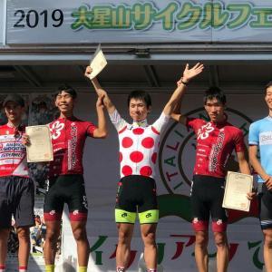 2019 JBCF大星山ヒルクライム E1/優勝(19分46秒)