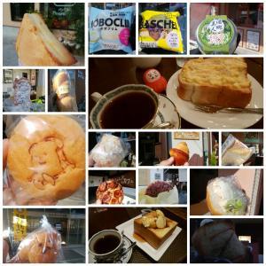 秋のパン祭りライド(200km/15店舗)