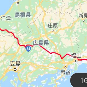 BRM406倉敷400km 石見街道/15時間16分