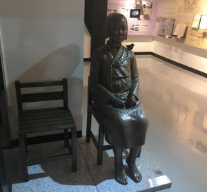 みん会第5回活動報告~水曜デモ・戦争と女性の人権博物館~