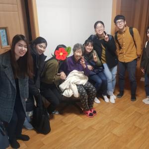 みん会第8回活動報告〜ナヌムの家(後編)