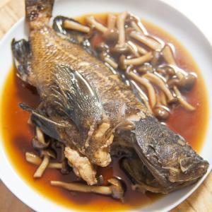 贅沢に感じる煮魚料理〜煮てから冷凍することに思いいたらず