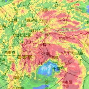 台風15号...千葉県北西部在住者より。
