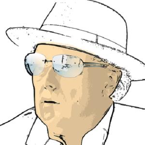 【第208話】言っている事が真逆の闇の深い芸能人・・・目立たないようにしていると言いながら全身真っ白なスーツ・帽子の姿での奇妙な行動に驚いた